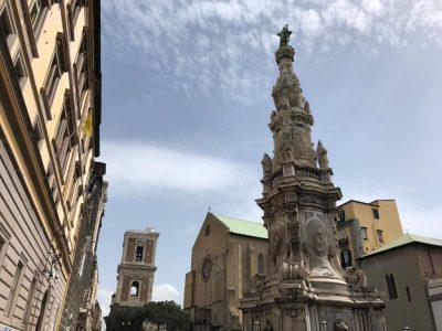Casa vacanza a Napoli e Mostra di